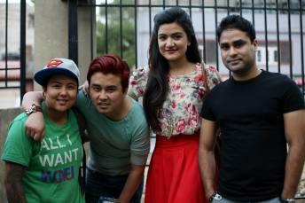Aawaran Movie Premiere Chalchitra7