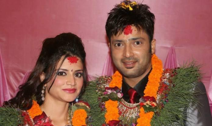 Aryan Sigdel Sapana Bhandari engagement 6