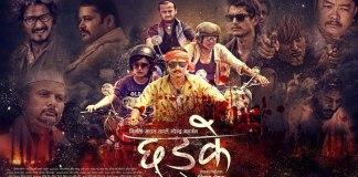 Chhadke Nepali Film Poster