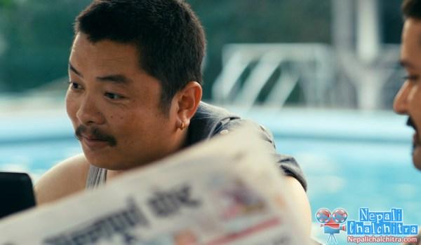 Dayahang rai in Chhadke Nepali Movie