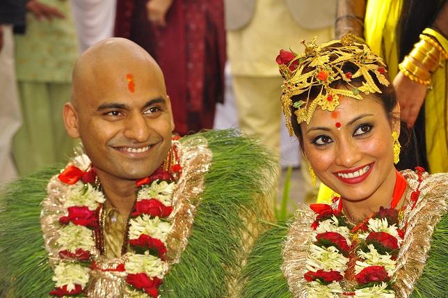Jharana Bajracharya Rahul Agrawal wedding Nepal 1