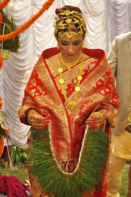 Jharana Bajracharya Rahul Agrawal wedding Nepal 5