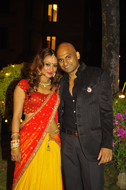 Jharana Bajracharya Rahul Agrawal wedding Nepal 8