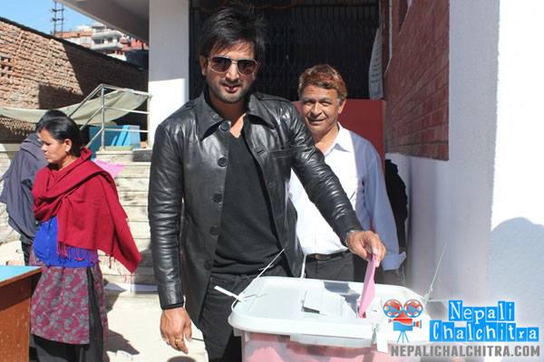 Jiwan Luitel vote Nepal