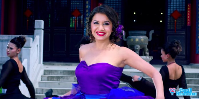 King Nepali Movie Benisha Hamal Photoshoot.jpg