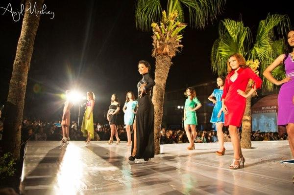 Malina Joshi at Trendsetters 2 Fashion Show 2