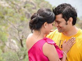 Malina Joshi with Raj Ballav Koirala in Ritu Nepali Movie