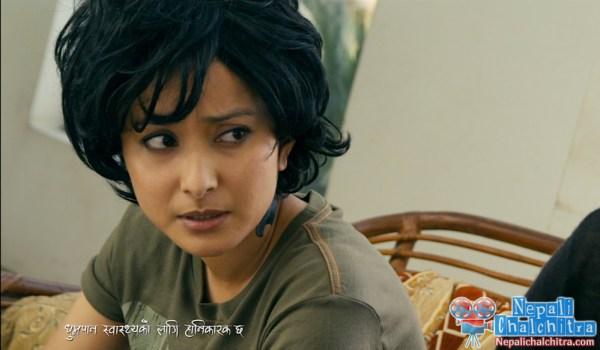 Namrata Shrestha and Robin Tamang Chhadke