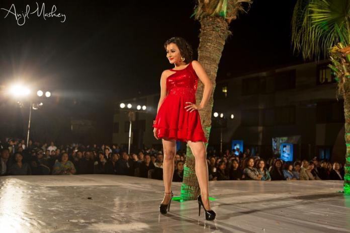 Namrata Shrestha at Trendsetters 2 Fashion Show
