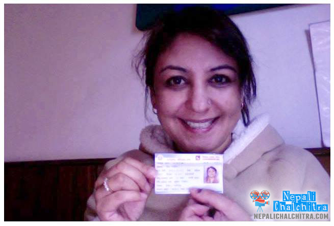 Nisha Sharma theater actress vote