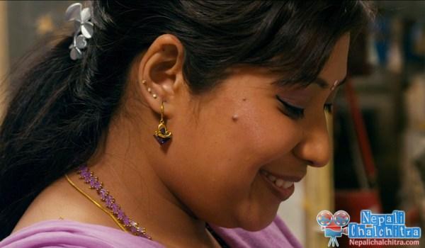 Pawankali in Chhadke Nepali Movie
