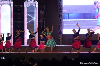 Priyanka Karki Performs in Kathmandu Nepal at AmarPanchhi Concert 1