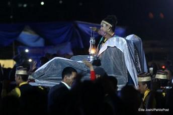 Priyanka Karki Performs in Kathmandu Nepal at AmarPanchhi Concert 3