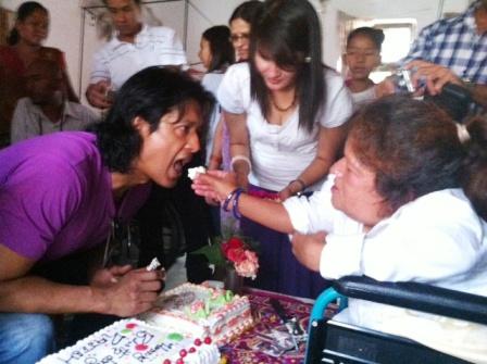 Rajesh Hamal 49th Birthday
