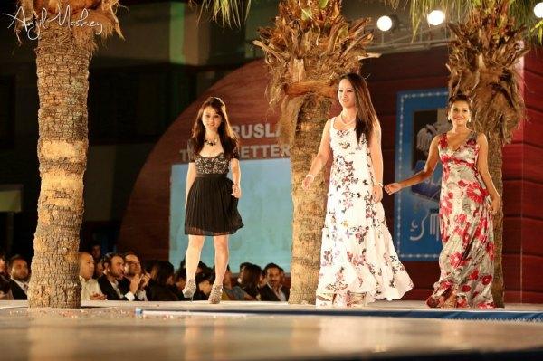 Reema Bishwokarma at Trendsetters 2 Fashion Show 2