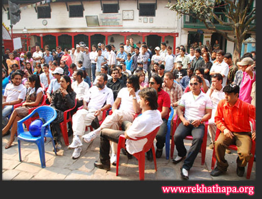 Rekha Thapa In silsila 4