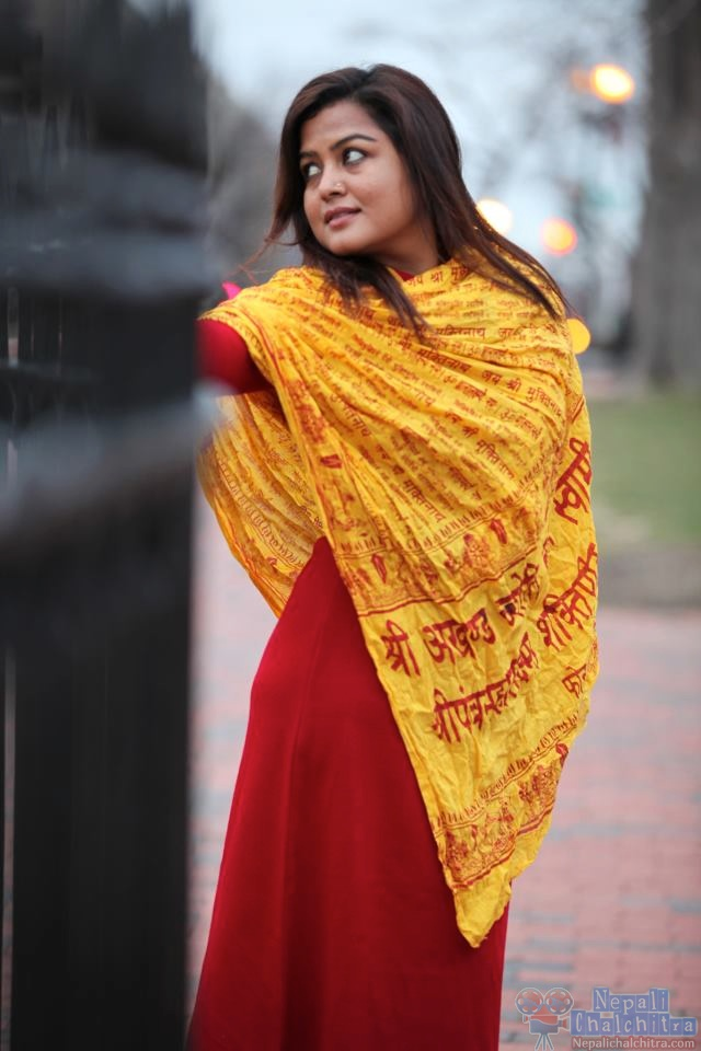 Rekha Thapa in US Glamour Photo Shoot 1 2