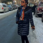 Rekha Thapa in NYC America