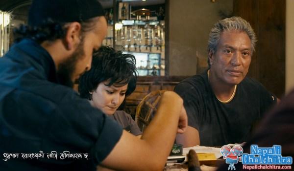 Robin Tamang Meeting Chhadke Nepali Movie