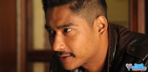 Saugat Malla in Soongava Nepali Movie