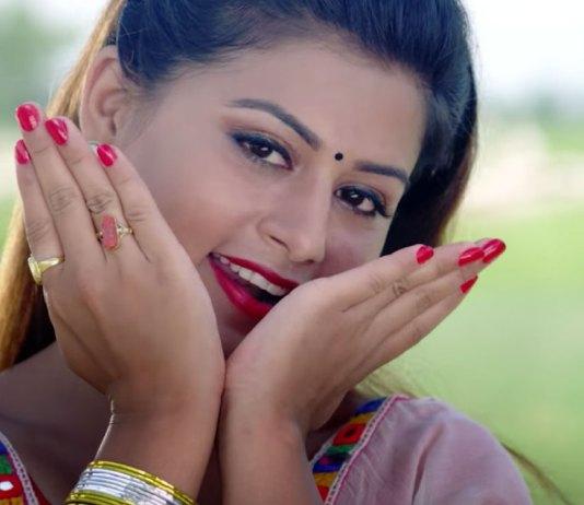 Shilpa Pokhrel in Brindawan Nepali Movie Song