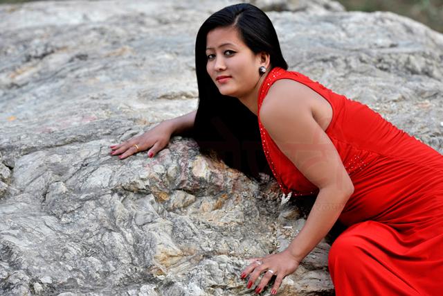 Sita-Lama-Photoshoot-Model Nepali Chalchitra