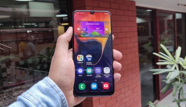 Samsung Galaxy A50 - Best Budget Galaxy? 1