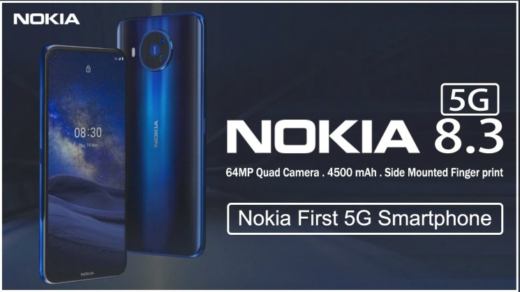 Nokia 8.3 5G Price in Nepal