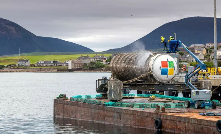 Why is Microsoft trying to build an underwater data center? 3