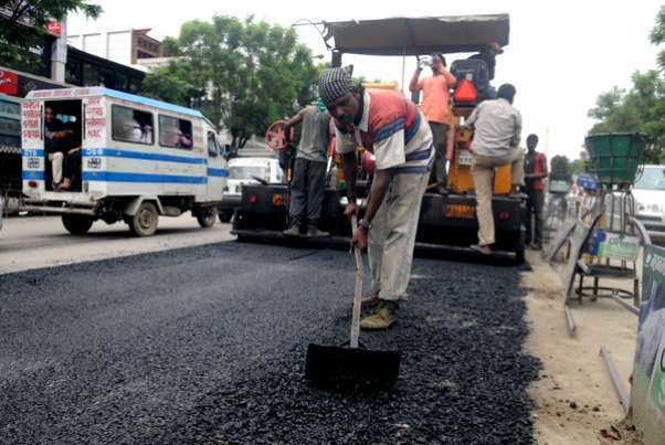 88% Valley's roads repaired: KUKL