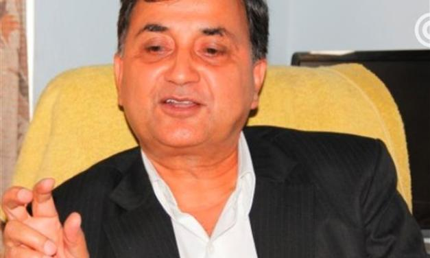 No relevancy to constitution amendment: UML leader Pokharel