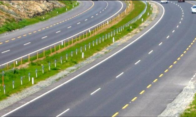 Eight-lane ring-road in 10 years