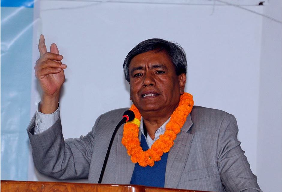 Need to linking IT with development: Minister Karki