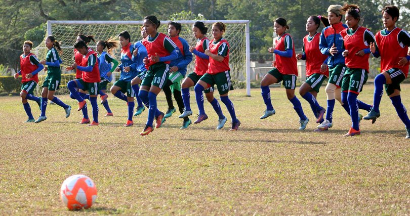 SAFF Women's Championship: Nepal concedes 1-3 defeat from India