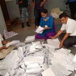 भरतपुरमा अझै ३४ हजार मत गन्न बाँकी