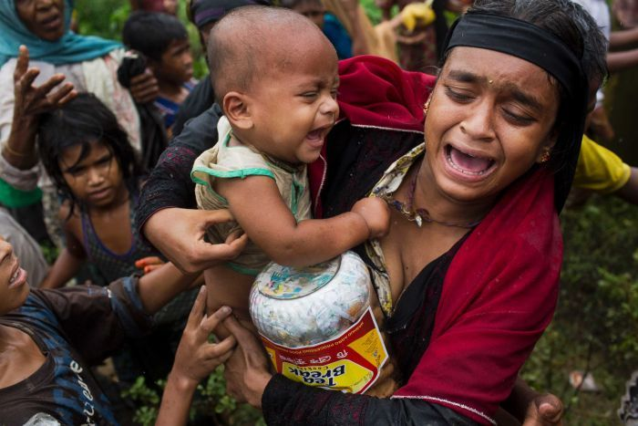 UN says Myanmar Rohingya Muslims face ethnic cleansing