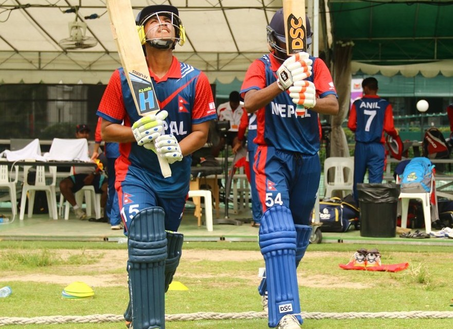 Nepal lose to Afghanistan in ACC U-19 Asia Cup