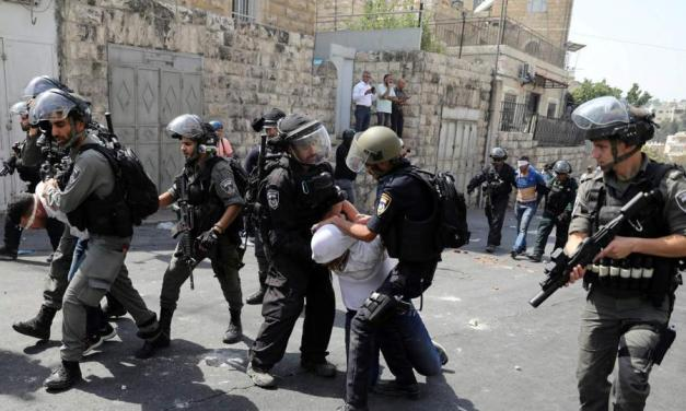 Israel arrests 51 Palestinians in east Jerusalem raid