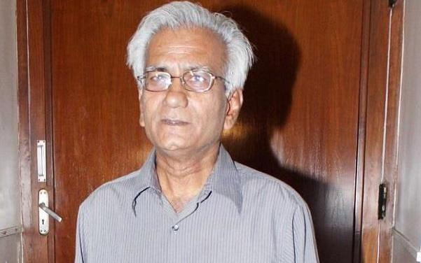 Filmmaker Kundan Shah is dead