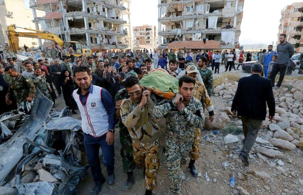 विनासकारी भूकम्पका कारण ३९५ जनाको मृत्यु, २० गाउँ ध्वस्त