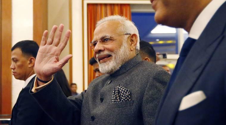 Work hard to ensure 21st Century belongs to India: Modi