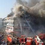 गुजरातको एक कम्पलेक्समा भीषण आगलागी, १५ विद्यार्थीसहित १९को मृत्यु