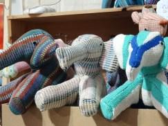 Trio d'éléphants
