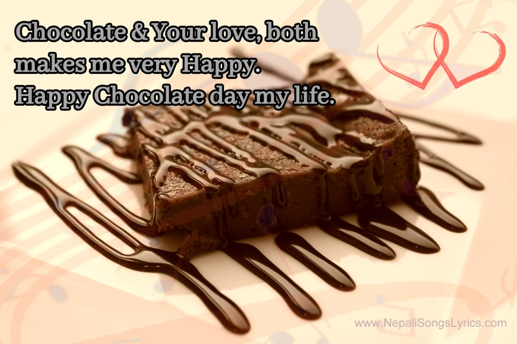 chocolate day 2020