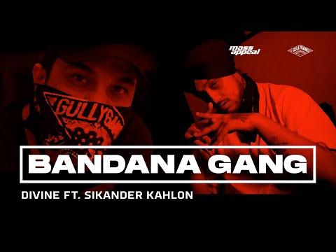 DIVINE - BANDANA GANG lyrics Feat. Sikander Kahlon SHUTDOWN