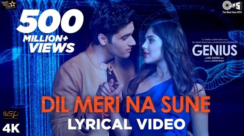 Dil Meri Na Sune Lyrics - Atif Aslam