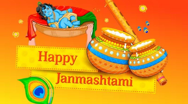 Happy Sri krishna Janmashtami 2020 - श्रीकृष्ण जन्माष्टमी - Greetings, Wishes