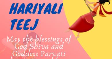 happy hariyali teej 2020 - haritalika teej wishes