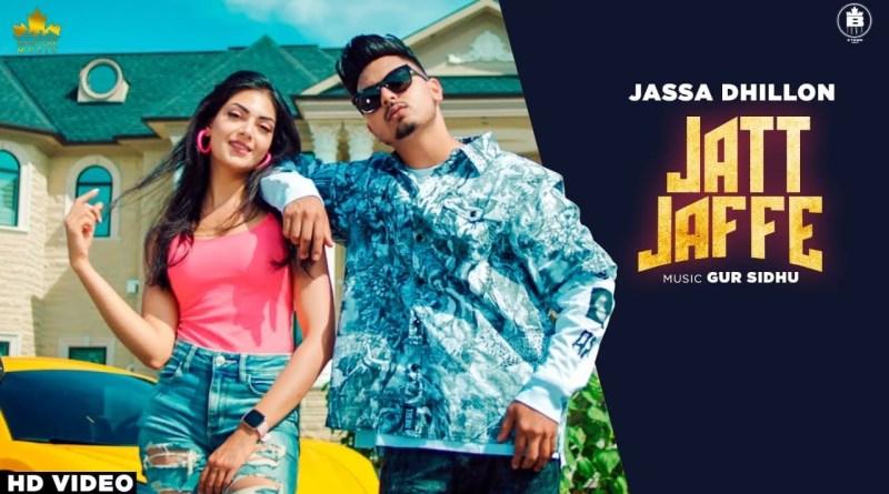 Jatt Jaffe lyrics - Jassa Dhillon Ft. Gurlej Akhtar