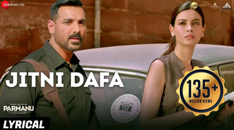 Jitni Dafa lyrics - Yasser Desai & Jeet Gannguli